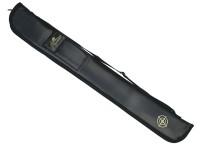 Laperti Target Cuebag & Strap – Black – 1 Butt & 1 Shaft