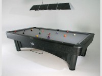 K Steel Mark II 9ft Pool Table