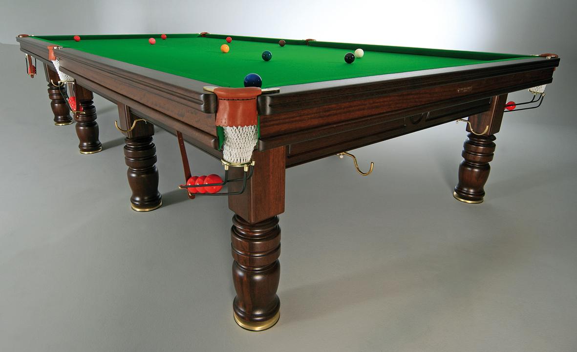 Merveilleux Tagora 10ft Snooker Table