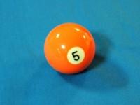 ARAMITH POOL BALL 57.2MM No 05