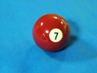 ARAMITH AMERICAN POOLBALL 57.2MM No 07