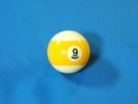 ARAMITH 9 BALL POOL BALL 57.2MM No 09