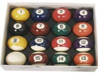 ARAMITH STANDARD AMERICAN POOL BALL SET 57MM
