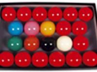 Super Crystalate Snooker Ball Set 2 1/16″ – 52mm