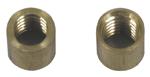 Brass Snooker Ferrule 10mm pack of 10