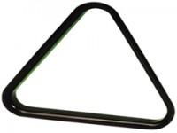 Black Plastic Triangle for 2″ balls