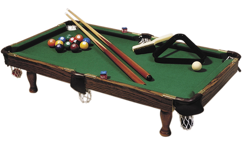 Mini Pool Table Explorer Deluxe Sam Leisure