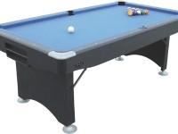 BUFFALO CHALLENGER 7FT POOL TABLE WITH FOLDING LEGS