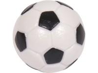 FOOTBALL TABLE BALLS BLACK & WHITE 32MM X2