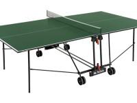 TABLE TENNIS BUFFALO INDOOR (GREEN TOP)