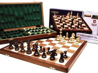Chess cassette tournament 4 42 x 21cm