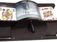 Buffalo card shuffler manual