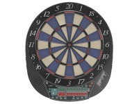 "ELECTRONIC DARTBOARD ""VIPER"" LED WITH ADAPTER"