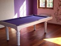 AMBASSADEUR 7′ Pool Table