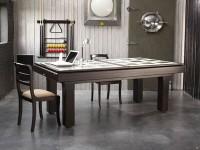 BROADWAY Designer 3/4 Snooker Table