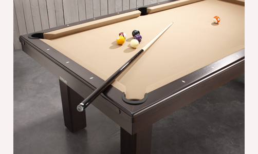 the incomparable elegance of pure lines is the signature of the broadway billiard table for those who are looking for sophisticated contemporary design