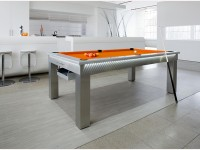 LE LAMBERT 8′ American Pool Table Diner