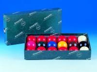 ARAMITH PREMIER 2″ SNOOKER BALL SET – 17 BALLS