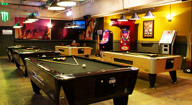The Bierkeller Shooters Bar Great New Venue For Pool