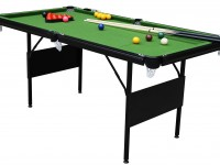 SAM Foldaway Snooker Table / Pool Table 6ft