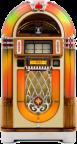 Sound Leisure 1015 Slim Jukebox