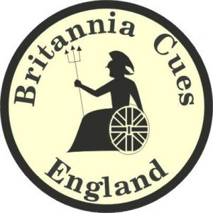 NEW Britannia Pro Range English Pool Cues SAM Leisure