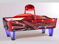 Slalom Evo Curved Bed Air Hockey