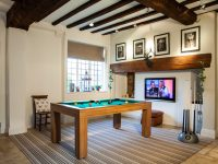 Milano Pool Dining Table – six to eight seater