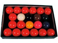 ARAMITH PREMIER 2″ SNOOKER BALL SET – 15 REDS