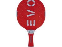 Buffalo EVO Outdoor Table Tennis Bat Red