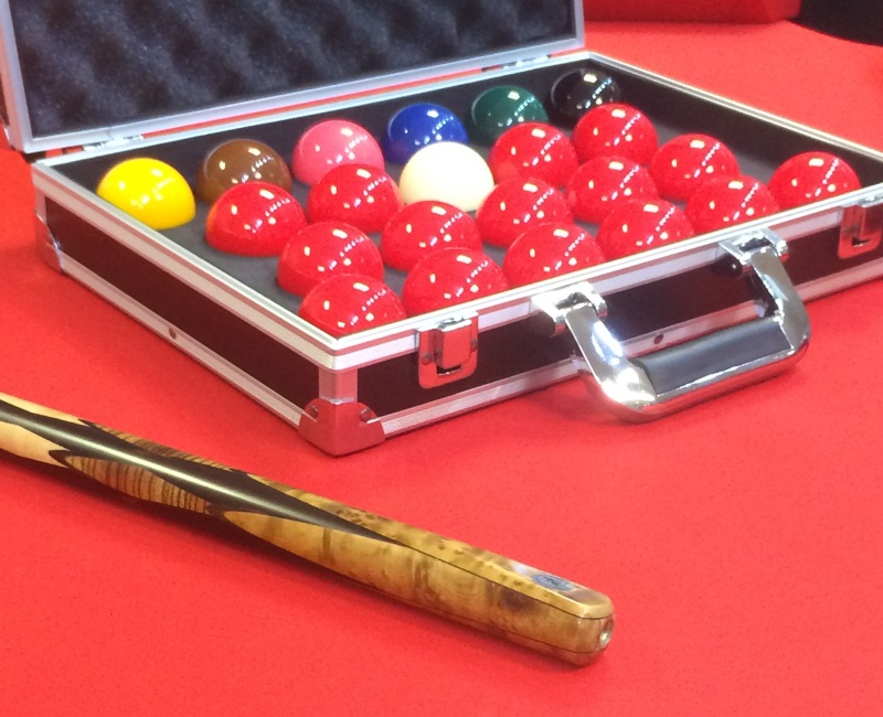 Aluminium Snooker Ball Carry Case Holds 22 Balls Sam