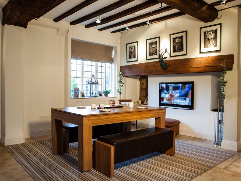 Snooker & Pool Diner Tables - SAM Leisure