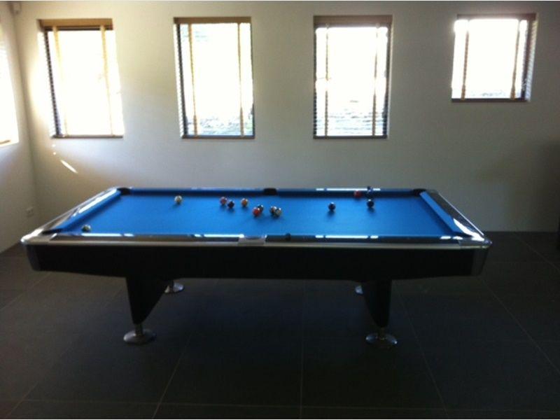 Charmant 9ft Buffalo U0027Pro IIu0027 Pool Table ...