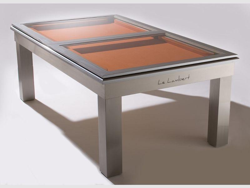 Le Lambert Luxury Modern Pool Table Diner Sam Leisure