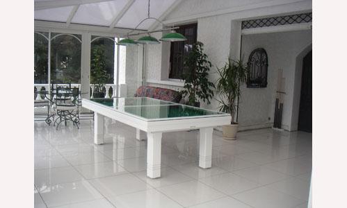 CLUB Designer 7′ American Pool Table - SAM Leisure