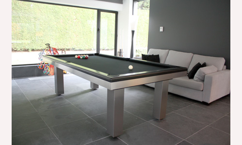 Loft designer 3 4 snooker table sam leisure - Billard transformable table ...
