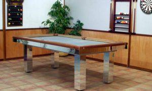 MIROIR Designer Carom Table