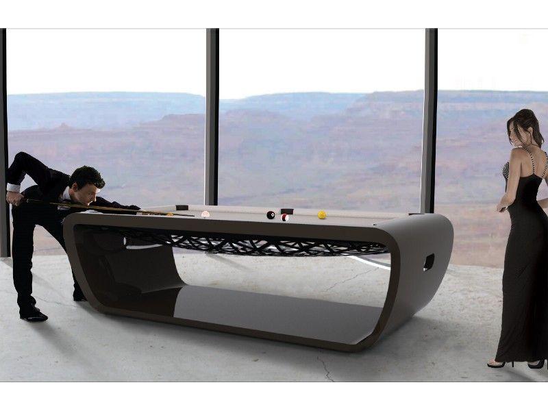 Bon Blacklight Designer Pool Table