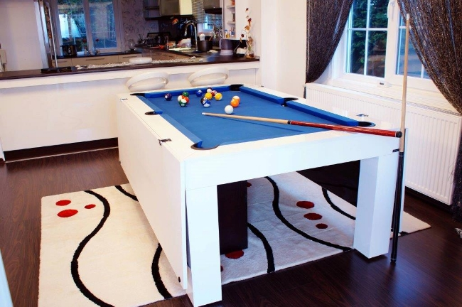Dolce pool dining table 200 eight to ten seater sam leisure - Pool dining ...