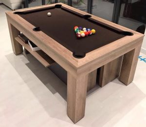 Designer Contemporary Snooker Pool Tables SAM Leisure