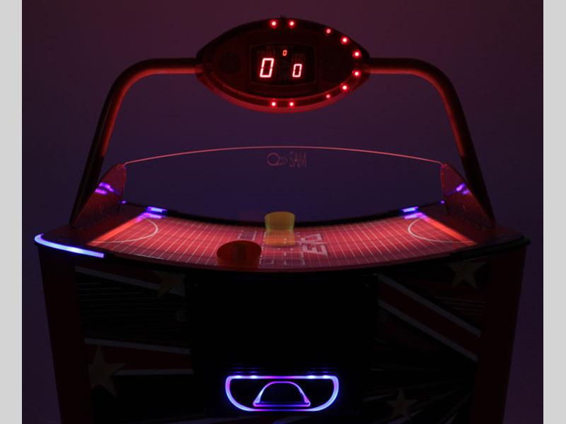 Air Hockey Tables - SAM Leisure