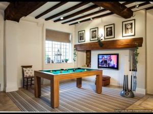 fortuna pool table
